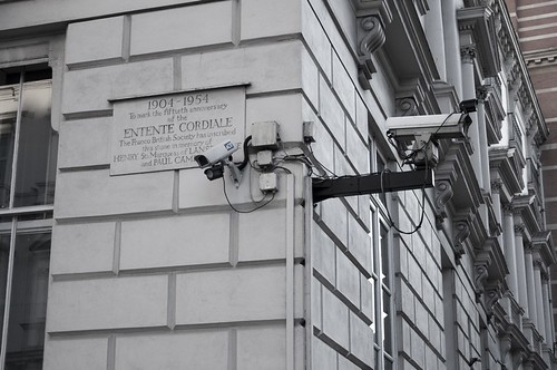 CCTV, an embassy!