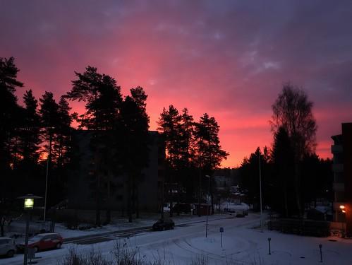 sunrise finland