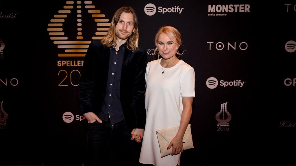 Eva Weel Skram og Thomas Stenersen