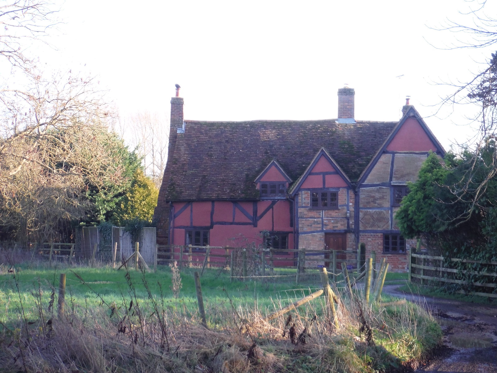 House in Nether Winchendon SWC Walk 191 Haddenham Circular (via Brill)