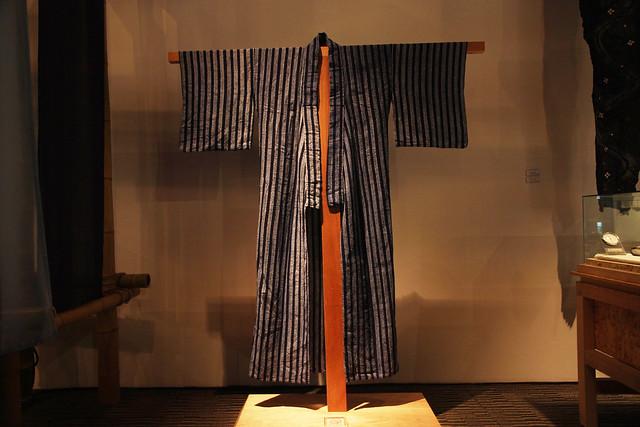 3蘭陽博物館-藍染特展7