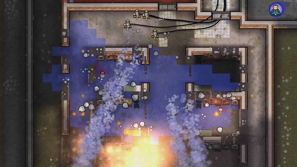 Prison Architect para o PS4