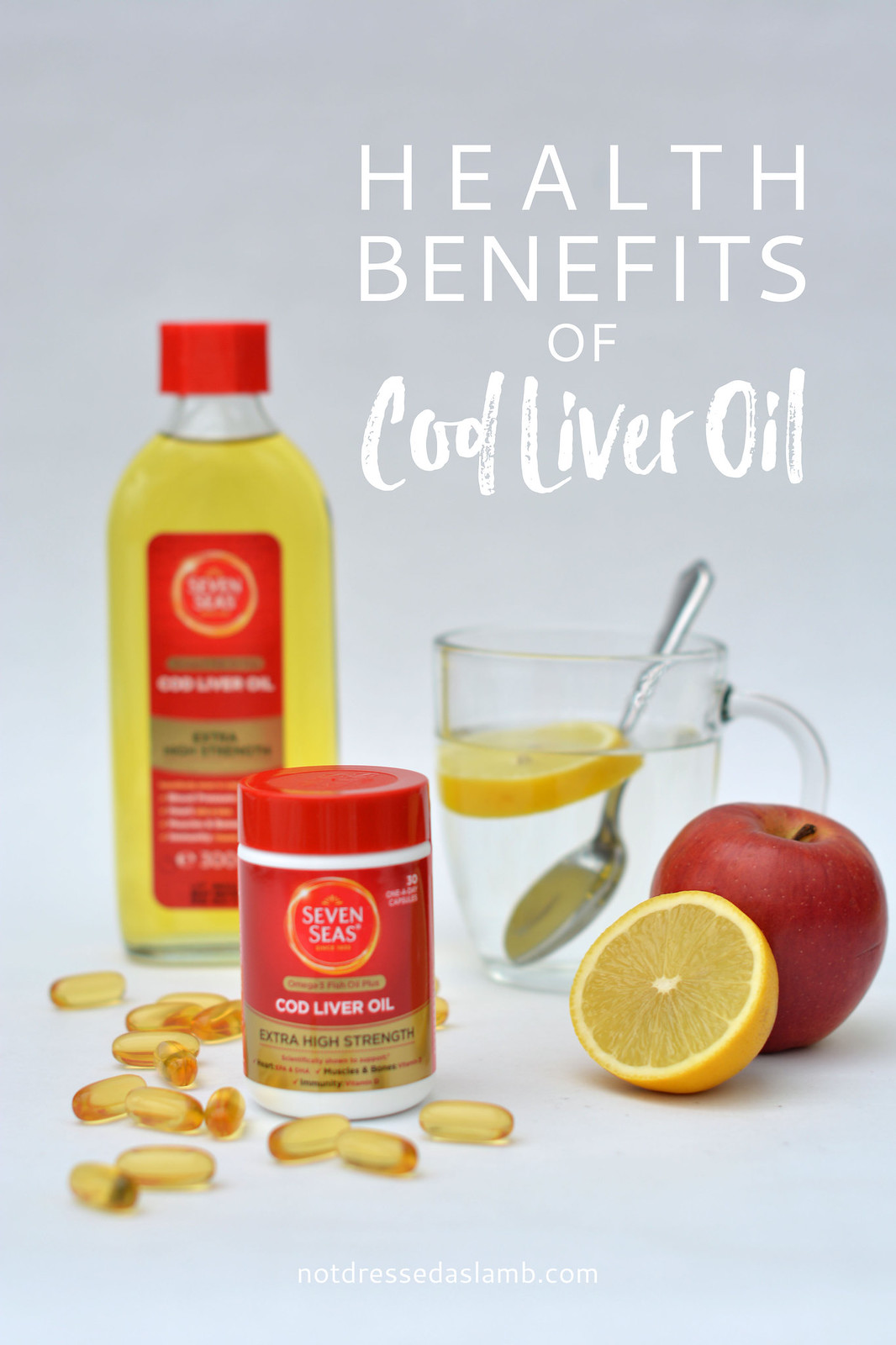 Cod Liver Oil and Its Health Benefits