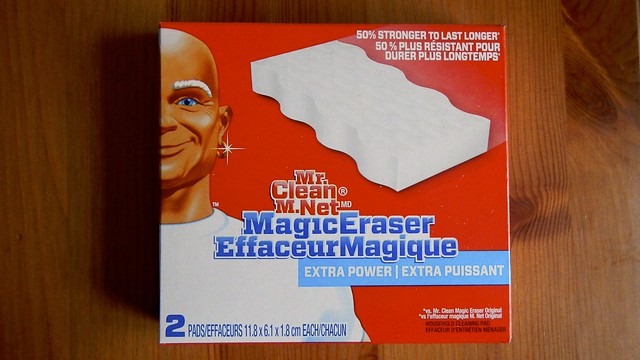 Magic Eraser Magic 1