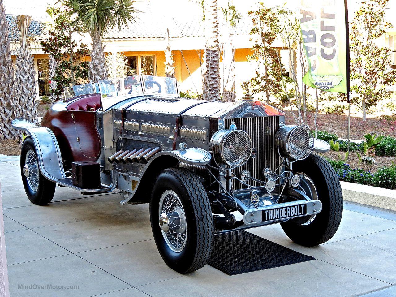 Rolls Royce Thunderbolt V12 Custom Amelia Island 3