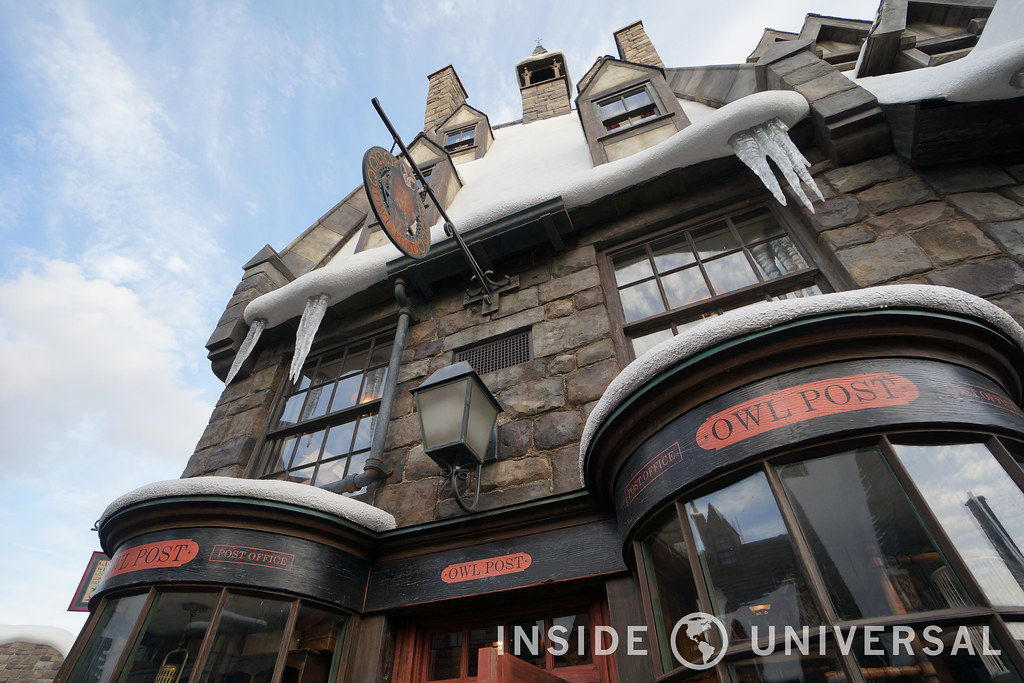 A Breakdown of Hogsmeade at Universal Studios Hollywood
