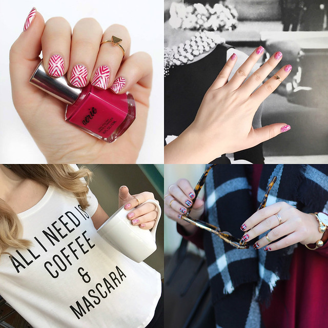 January 2016 Manicures