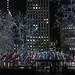 Rockefeller Center Plaza by Sharon Mollerus