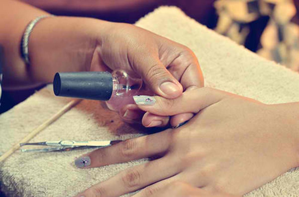 Trice Nagusara Saint Nails 14