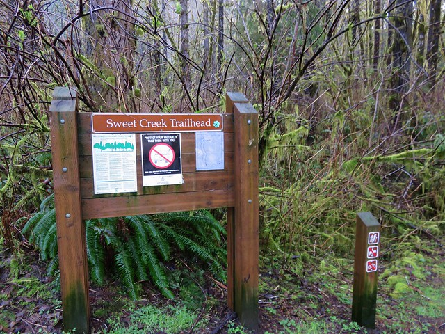Swee Creek Trailhead