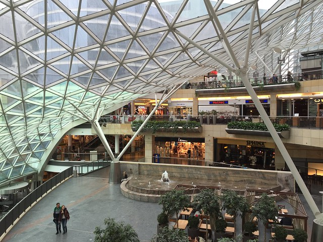 Warsaw shopping centre