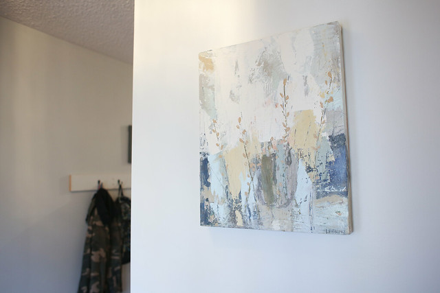 Lovely abstract art pieces by an Artist in Georgia