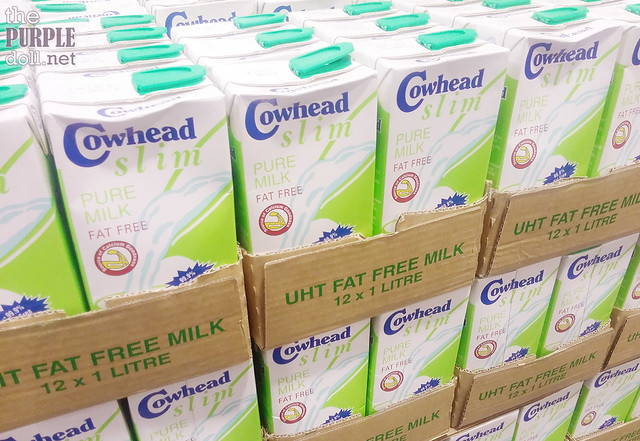 Cowhead Slim Fat-Free Milk