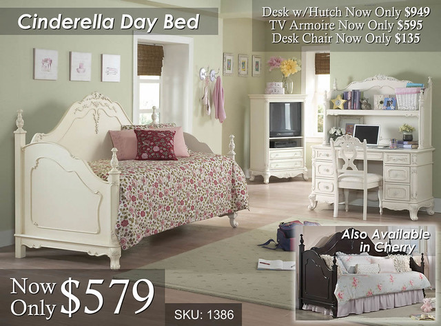 Cinderella Day Bed
