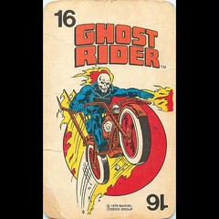 Two hands on the controls, please. #GhostRider #comics