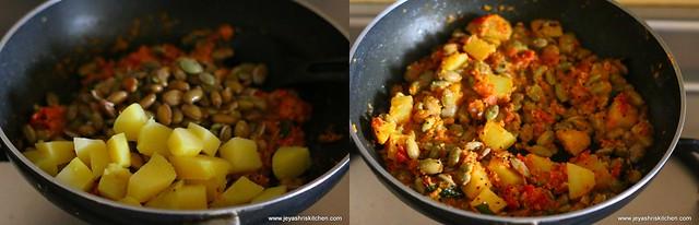 mochai potato curry 5