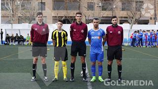 Liga Cadete. Avant Aldaia - CD Roda. David Avila