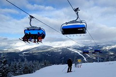 SNOWtour 2015/16: Špindlerův Mlýn – zadek v teple