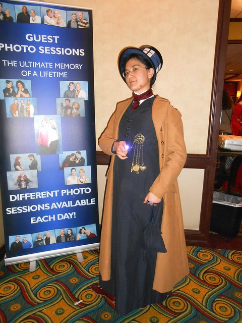 Regency Femme Tenth Doctor