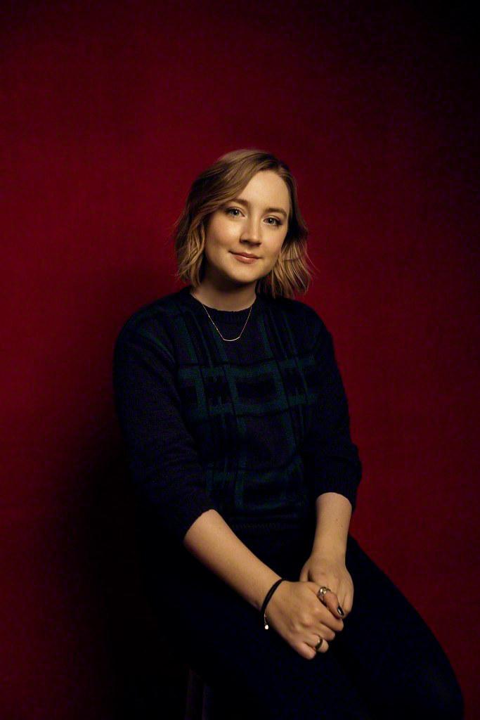 Сирша Ронан — Фотосессия для «Бруклин» на «Sundance» 2015 – 48