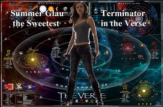 Sweetest Terminator in the Verse Summer Glau Tscc Cameron Phillips River Firefly Serenity