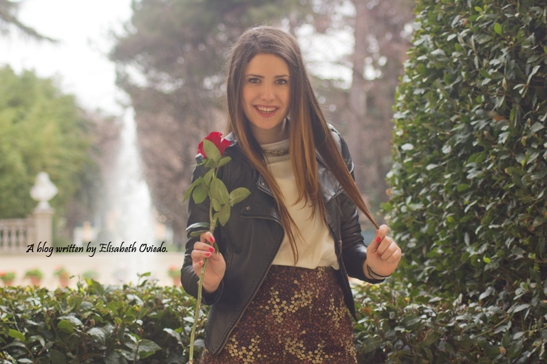 floral skirt ZARA botines Zalando new look outfit post HEELSANDROSES (6)