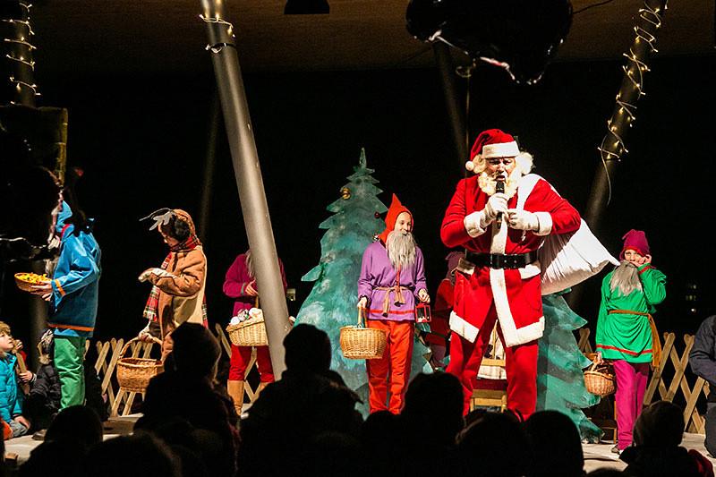 Božiček v Domžalah