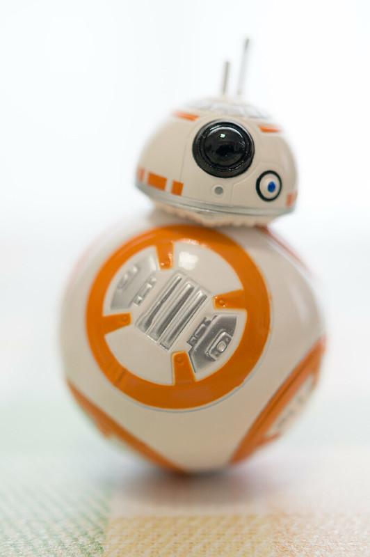 メタコレ BB-8、正面アップ
