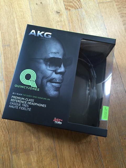 AKG Q701 de Quincy Jones
