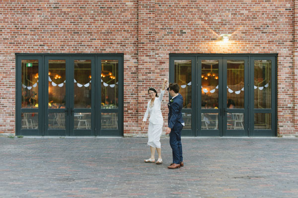Celine Kim Photography KM Intimate restaurant Cluny Bistro Distillery District Toronto summer wedding-66