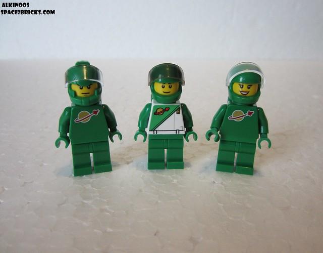 spaceman futuron green p3