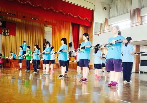 文興高中-儀隊