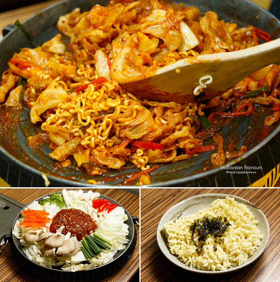 Kyung Joo Korean Restaurant Mid Valley KL dakgalbi
