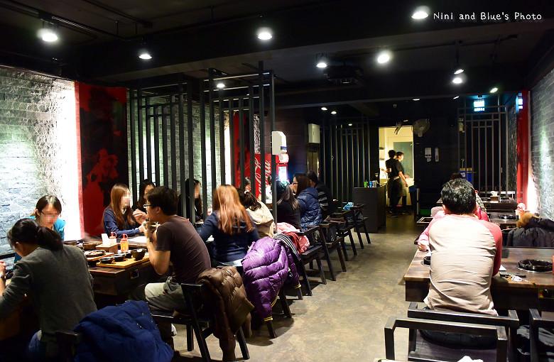 台中韓式料理韓國兄弟01
