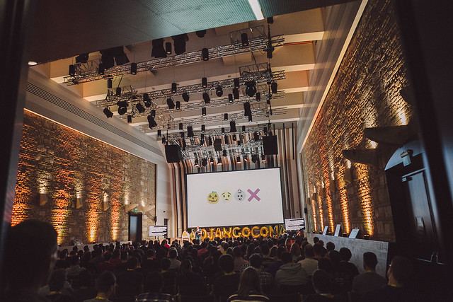 Day 2 at DjangoCon Europe 2016