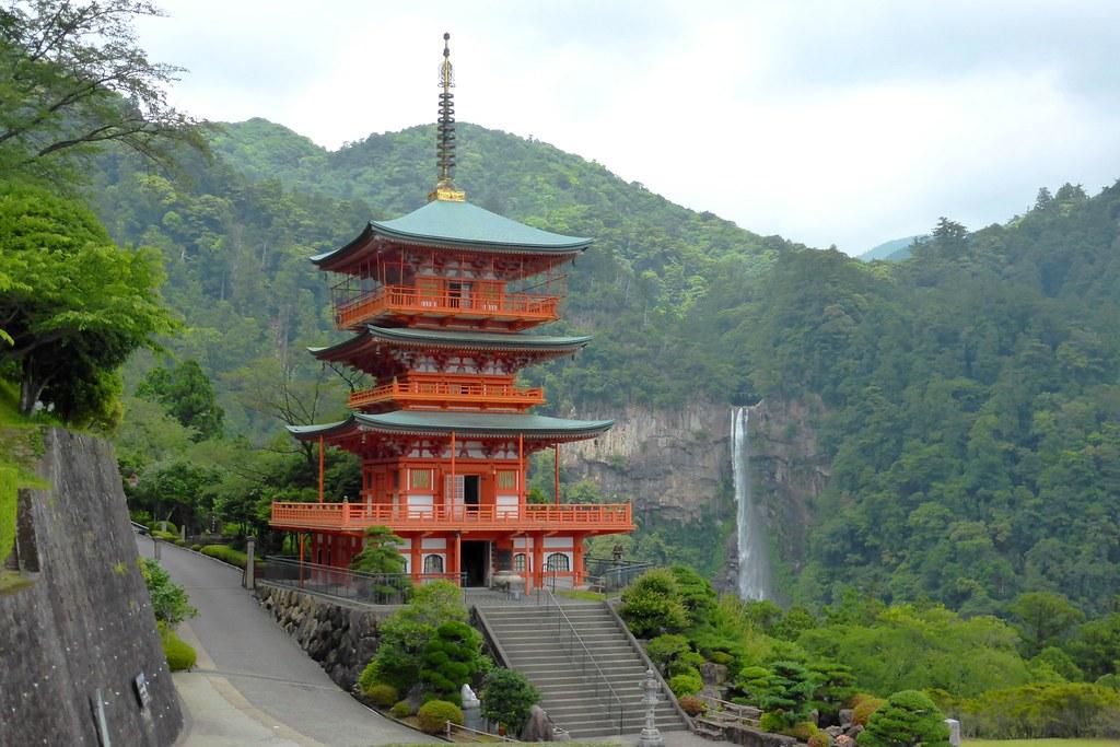Seiganto-ji, Sanju-no-to (Three-storied Pagoda) -1 (June 2014)