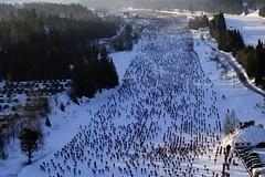 92. ročník Vasaloppet - další zastávka Ski Classics