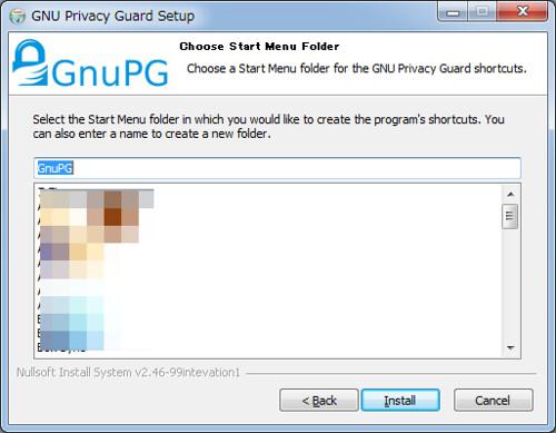Installing GnuPG for Windows (5)