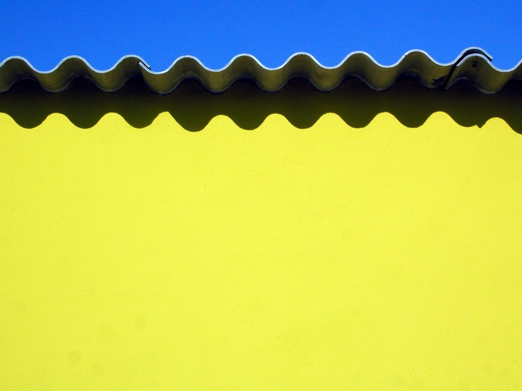 Giallo e blu by Franco Papaianni