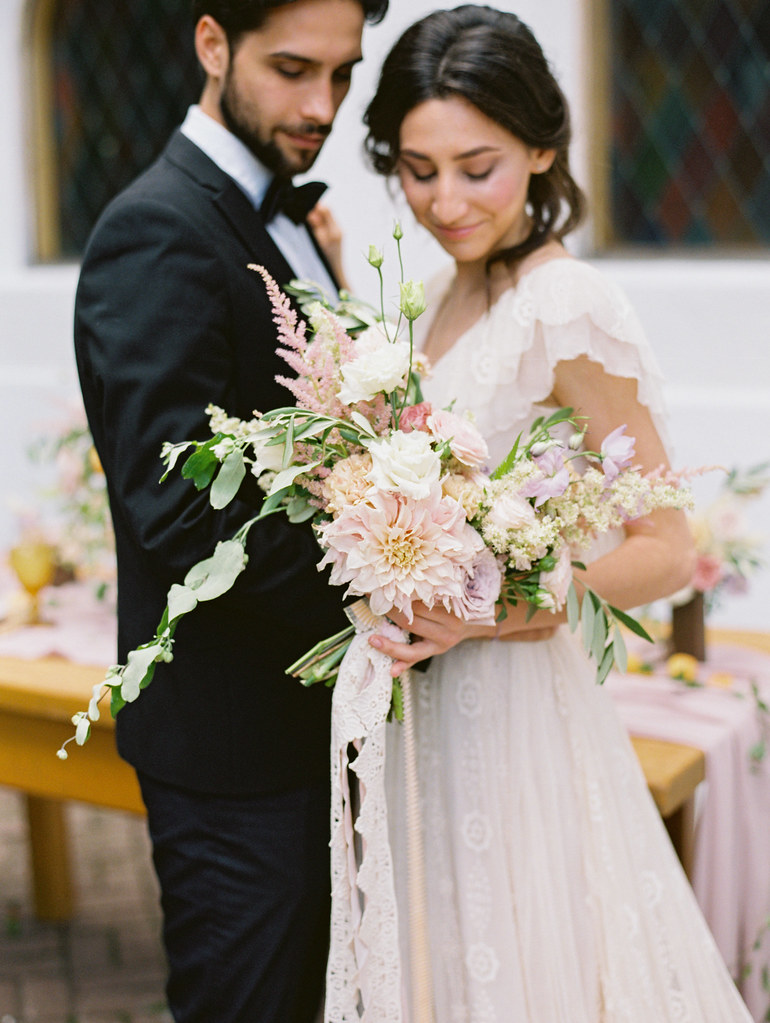 Spanish style wedding shoot | photo by Elena Pavlova | Fab Mood - UK wedding blog #weddinginspiration #styledshoot