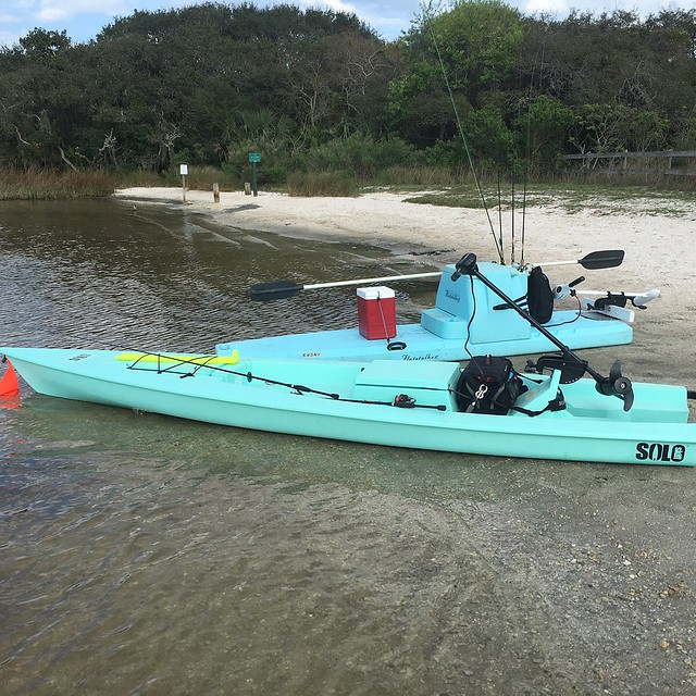 Solo skiff rigging kayak rigging page 10 for Solo fishing canoe