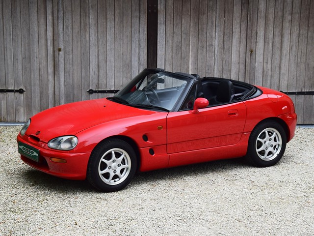 albion motorcars suzuki cappuccino 1995. Black Bedroom Furniture Sets. Home Design Ideas