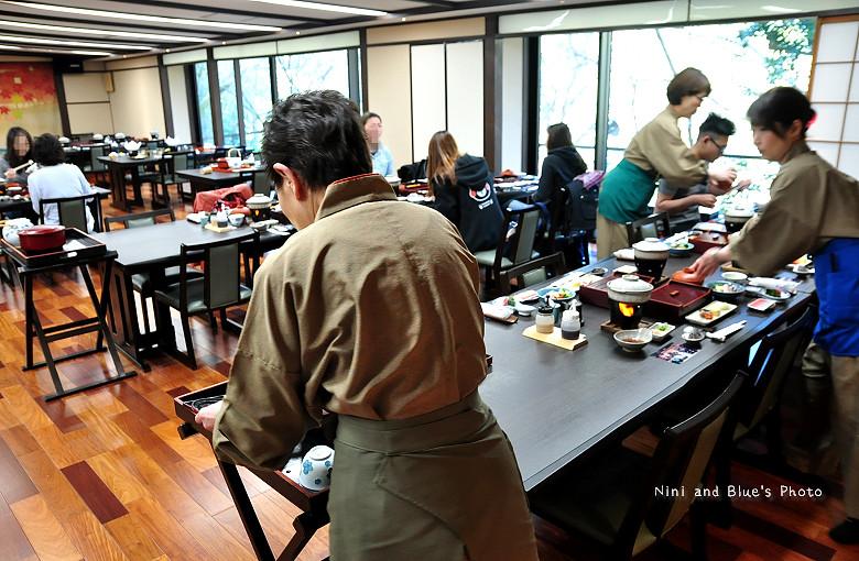 日本京都高雄紅葉家住宿晚餐早餐21