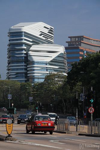 Jocky Club innovation Tower