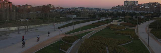 Puente Monumental de Arganzuela, Madrid (2016)