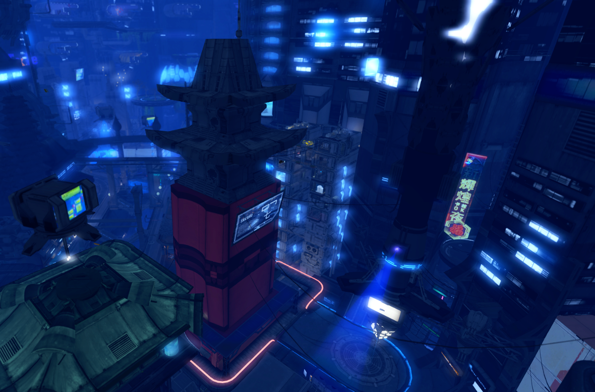 Insilico's buildings and towers