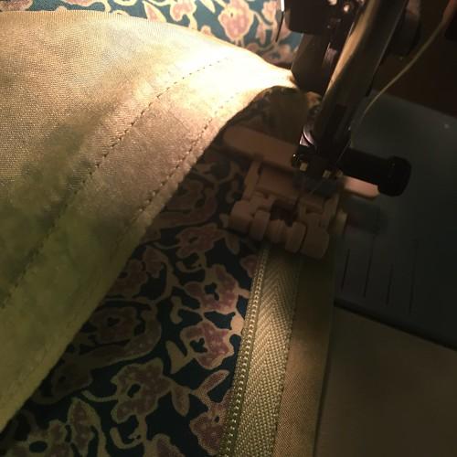 Tea & Crumpet Sew-Along: The Back Closure
