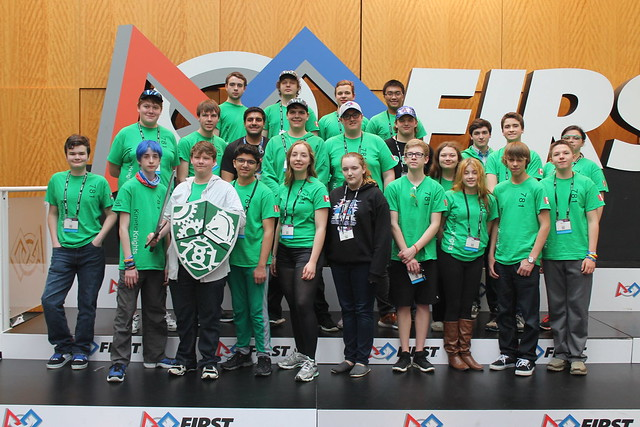 FIRST Robotics 2016 World Championships