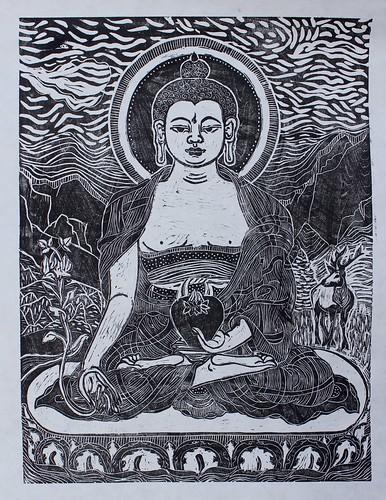 Medicine Buddha (2)
