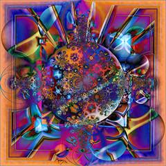 infographie - 13 fractal